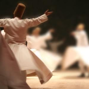 Tanzenden Derwische