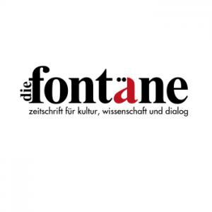Fontäne Zeitschrift für Kultur, Wissenschaft und Dialog