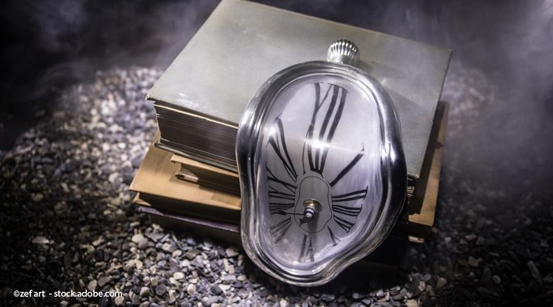 Relativität der Zeit
